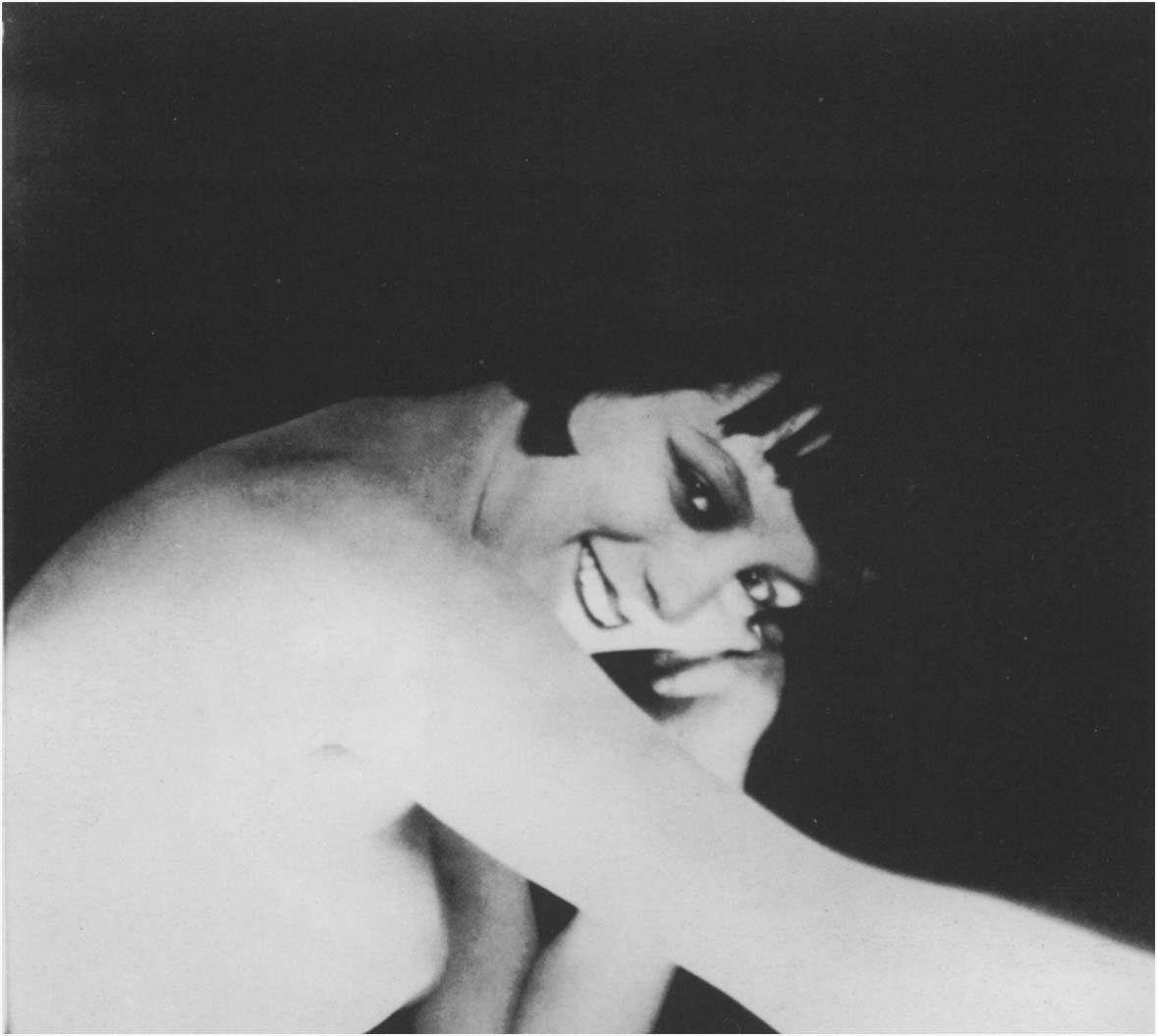 Kiki modèle de Man Ray