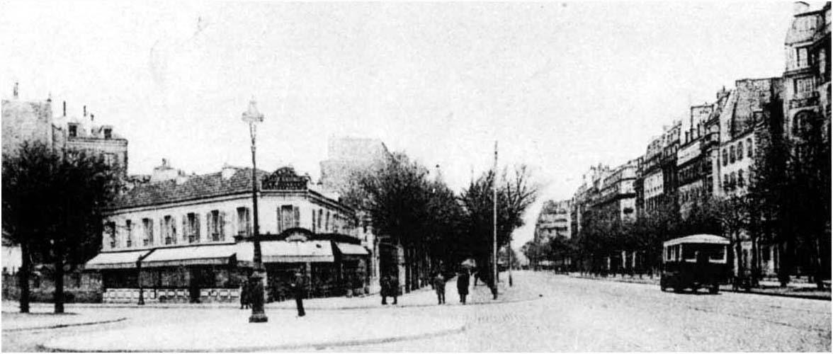 Hôtel Raspail