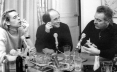 Brel Ferré Brassens par Jean Pierre Leloir