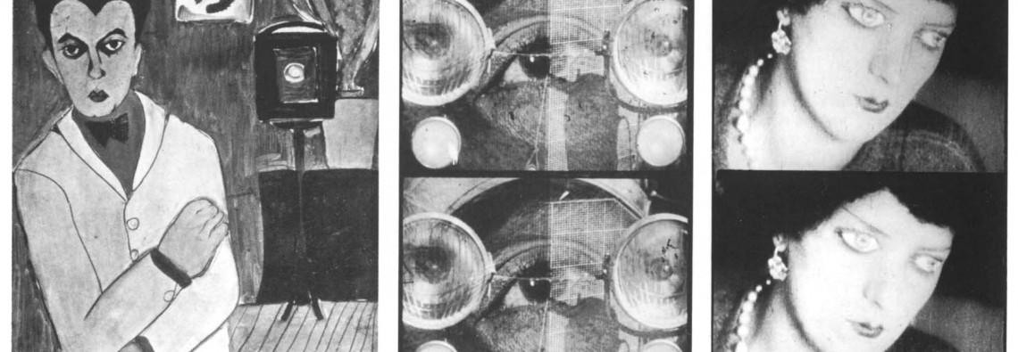 Man Ray par Kiki, photogrammes d'Emak Bakia